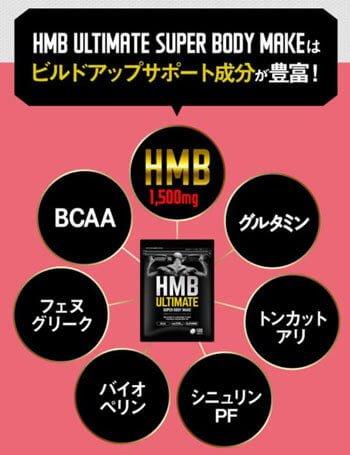 HMBアルティメイトのオススメポイント