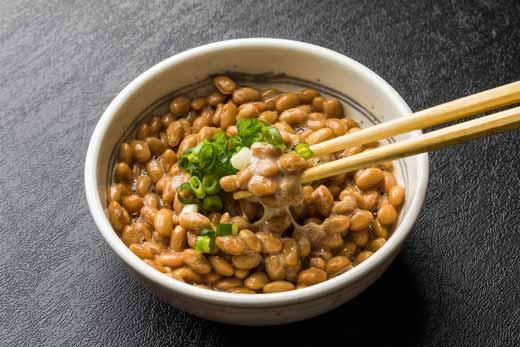 納豆やオクラなどネバネバ食材も精力に良い